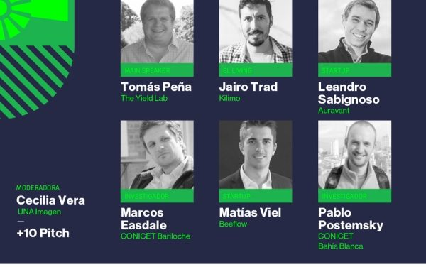 ¡Save the date! Se viene Start Me Up Agtech