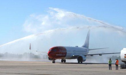 Norwegian Air comenzó a operar con vuelos Córdoba-Buenos Aires