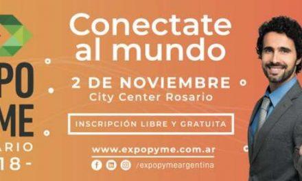 Expo Pyme desembarca por primera vez en Rosario ¿Quiénes serán los disertantes del evento para empresas?