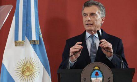"""Macri: """"Vamos a fortalecer la capacidad exportadora de las pymes"""""""