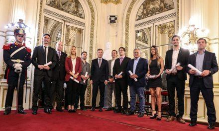 Entregaron premios a Pymes exportadoras
