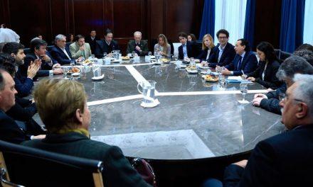 """El Gobierno busca soluciones para las Pymes a través del diálogo con """"mesas sectoriales"""""""