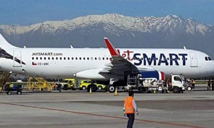 La low cost Jetsmart comenzará a operar en el país a partir de diciembre