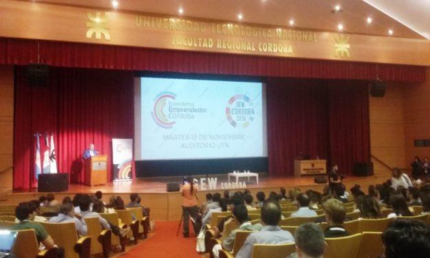 Se realizó una nueva edición de la Semana Global del Emprendedor, GEW Córdoba 2018
