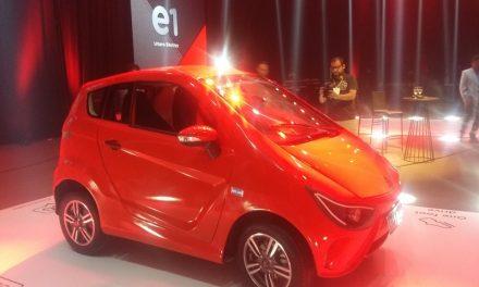 Así es Volt e1, el primer auto eléctrico argentino