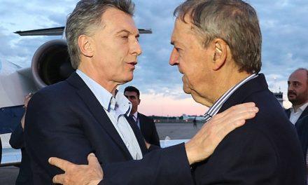 """Río Cuarto reúne a Macri y a Schiaretti en el marco del encuentro """"Argentina Exporta"""""""
