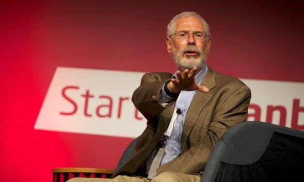 """Steve Blank: """"Los mecanismos de una startup son diferentes de los de grandes empresas"""""""