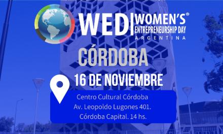 Todo listo para celebrar el Día de la Mujer Emprendedora– Women´s Entrepreneurship Day