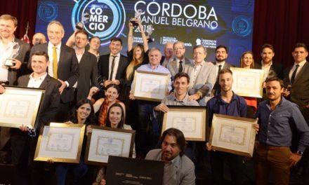 Se entregaron los Premios al Comercio de Córdoba 2018