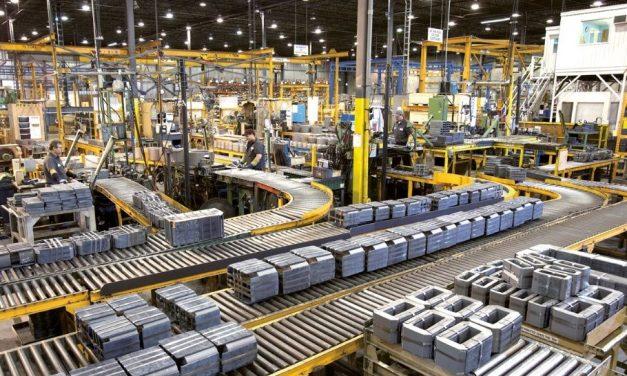 La industria y la construcción cayeron hasta casi 7% en octubre