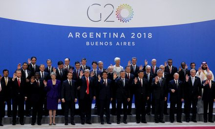 "El documento final del G20 reconoce ""problemas"" en el comercio global"