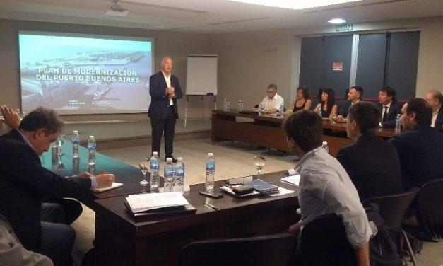 Puerto Buenos Aires presenta su Plan de Modernización en Córdoba
