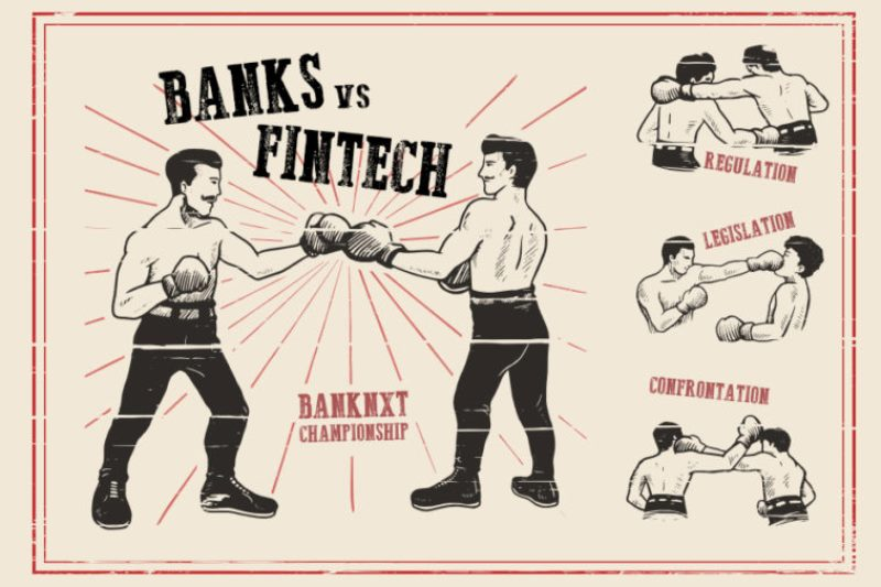 Bancos vs Fintech