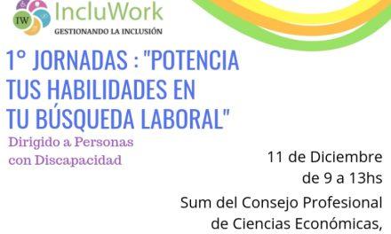 IncluWork, portal de empleo para personas con discapacidad