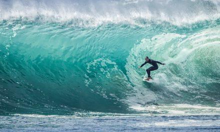 ¿Qué tienen en común el surf, la revolución industrial y la transformación digital?