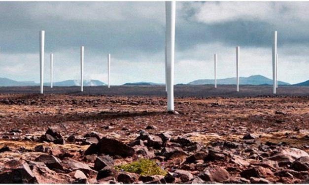 Una startup española fabrica las primeras turbinas eólicas sin pala del mundo
