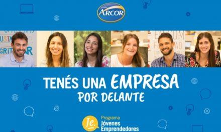 """Arcor lanzó """"Jóvenes Emprendedores"""", un programa que incorpora a recién graduados"""