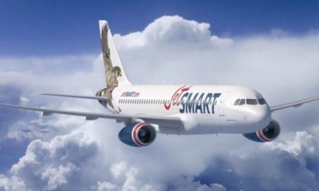 La low cost JetSmart tendrá nuevos vuelos internacionales y nacionales desde Córdoba