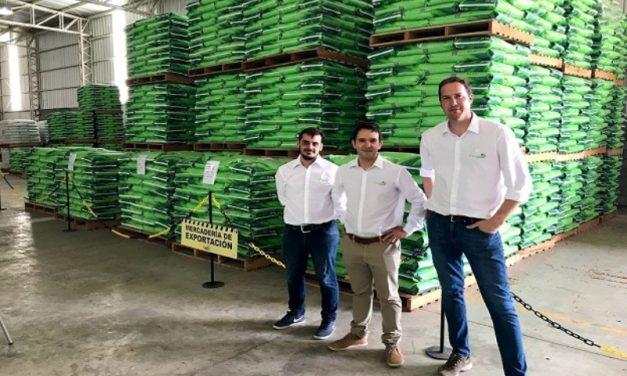 Córdoba exporta garbanzo a la Unión Europea