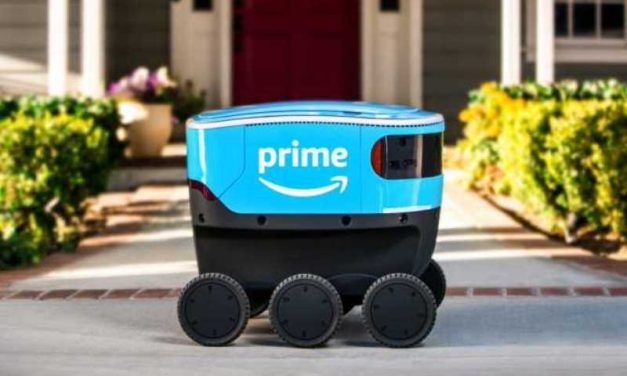 Amazon ha creado Scout, su robot repartidor