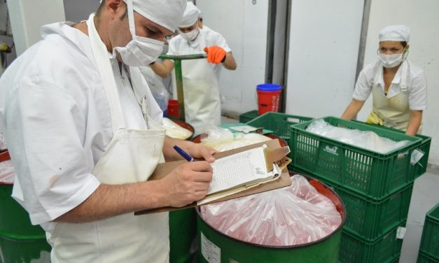 Las pymes de la industria de la alimentación de Córdoba están produciendo un 35% por debajo de su capacidad