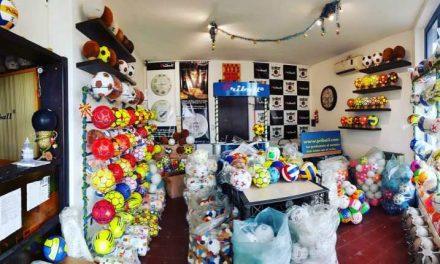 El Gobierno de Córdoba comprará más de 2.000 pelotas a los fabricantes de Bell Ville