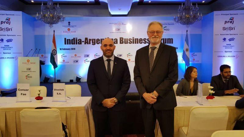 Córdoba presente en la misión institucional y comercial a India y Vietnam
