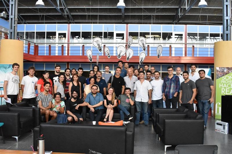 Fide, la incubadora de la Muni, la UTN y la UNC, comienza el año repleta de emprendedores