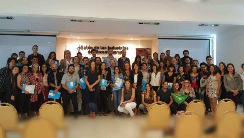 Se entregaron los premios de los Concursos del Polo Audiovisual Córdoba