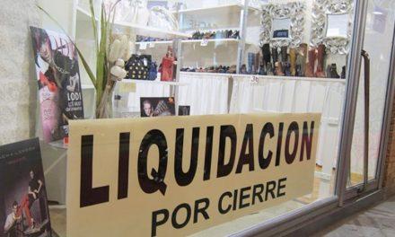 Más de 20 mil comercios cordobeses afrontan peligro de cierre