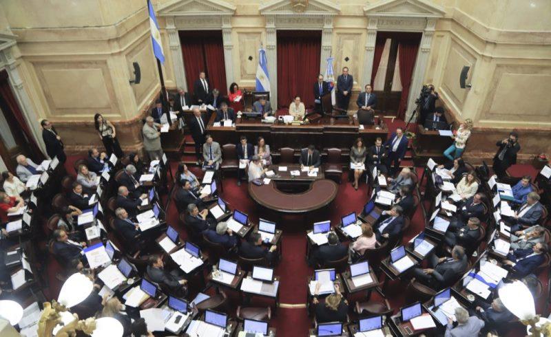 En el Senado buscan frenar el aumento de tasas de interés para pymes con moras en la  AFIP