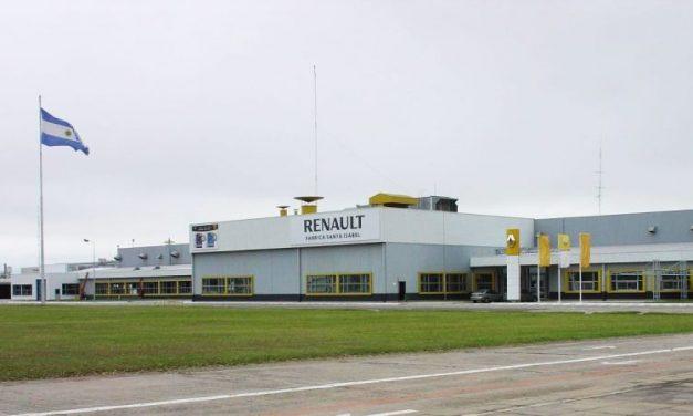 Renault suspendió a 1.500 operarios en Córdoba y paralizó su producción