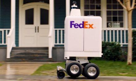 FedEx nos presenta a su nuevo mensajero: un robot autónomo, eléctrico y que trabaja turnos completos sin descansos