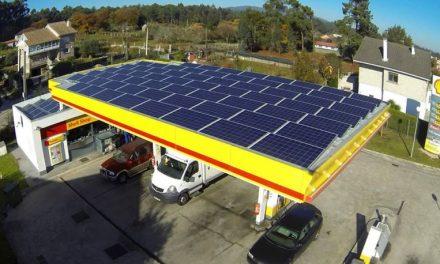 La primera estación de servicio solar de Argentina