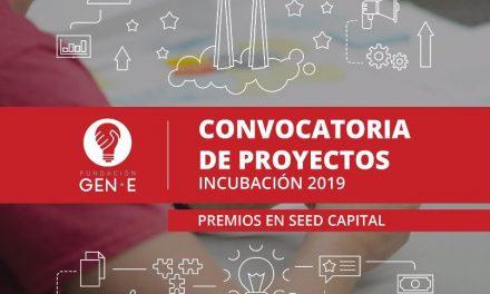 Fundación Gen E lanzó su convocatoria para incubar emprendimientos de impacto