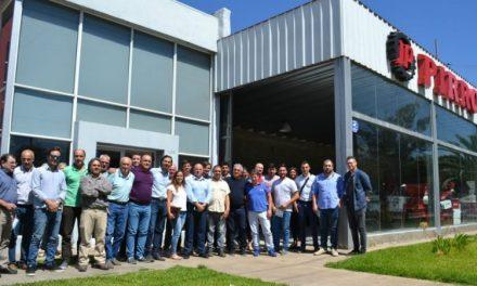 El Gobierno de la Provincia de Córdoba entregó un aporte de $2.000.000 al Parque Industrial de Los Surgentes