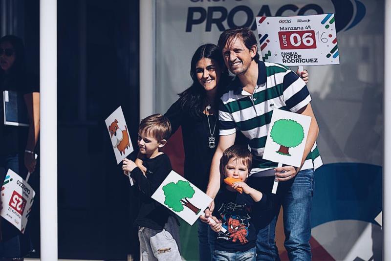 Grupo Proaco concretó la segunda etapa de Docta y suma más de 500 nuevos propietarios