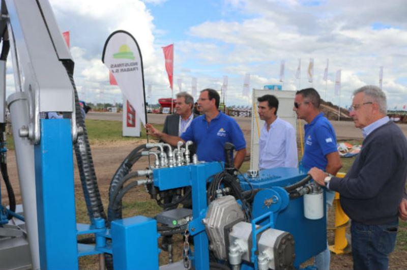 Expoagro: 1500 mts2 de stand para pymes cordobesas