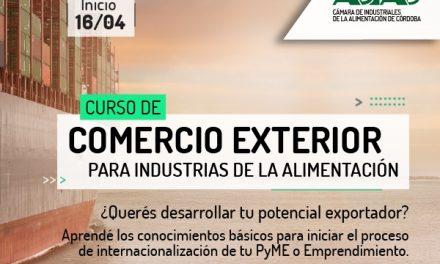 ADIAC y El Camino a la Internacionalización para PyMEs de la Industria de la Alimentación de Córdoba