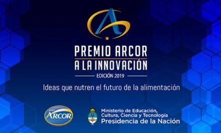 """Presentaron el """"Premio Arcor a la innovación"""" para pymes y emprendedores"""