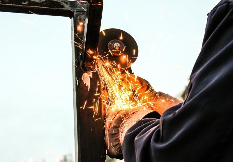 Cae 57,7% la capacidad instalada en la industria