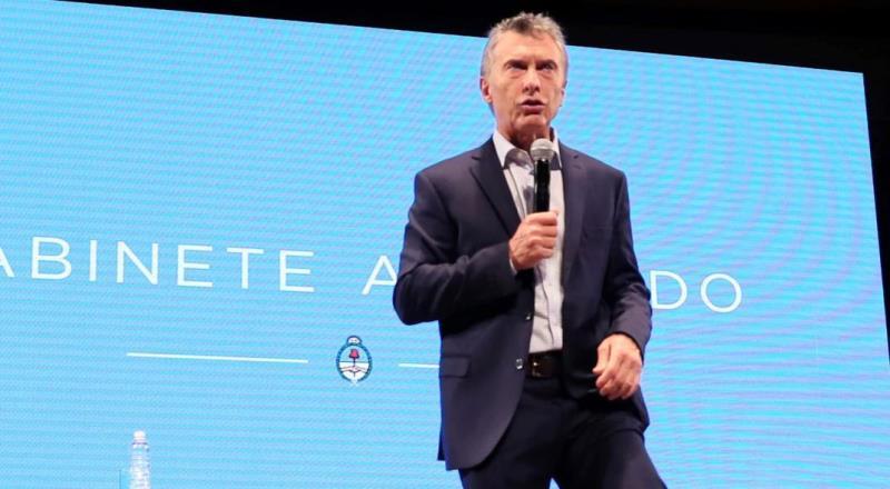 Macri presentó nuevas herramientas para potenciar la actividad exportadora de Pymes
