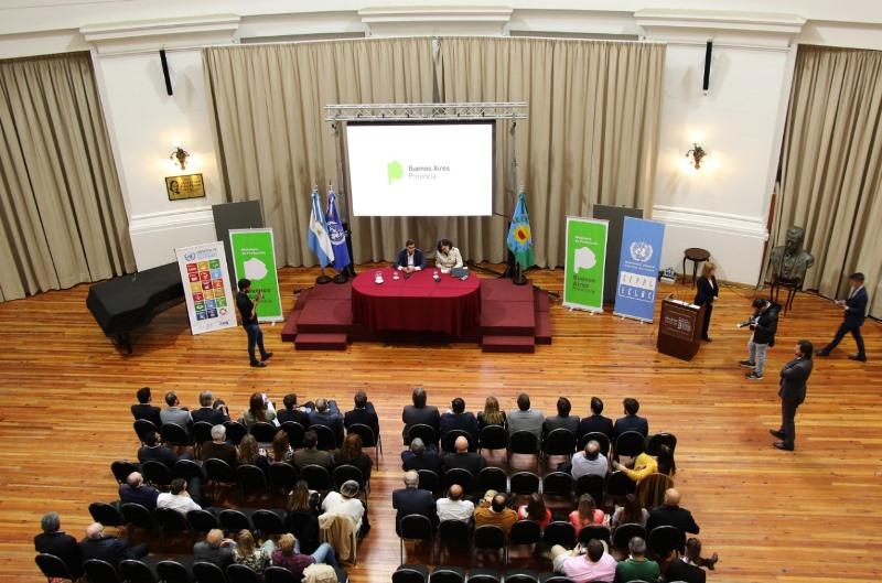 PYMES: EL GOBIERNO DE LA PROVINCIA DE BUENOS AIRES DIO A CONOCER LOS RESULTADOS DEL PROGRAMA DE COOPERACIÓN TÉCNICA CON LA ONU