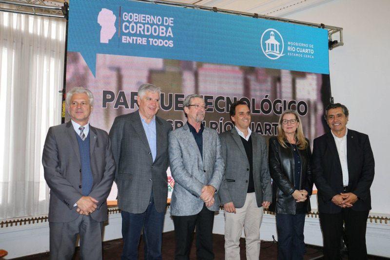 Río Cuarto contará con un Parque Tecnológico