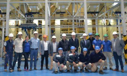 La producción de maní se potencia con la llegada del gas natural