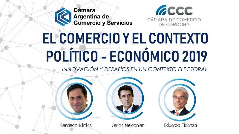 Seminario ¨El Comercio y el Contexto Político- Económico 2019¨