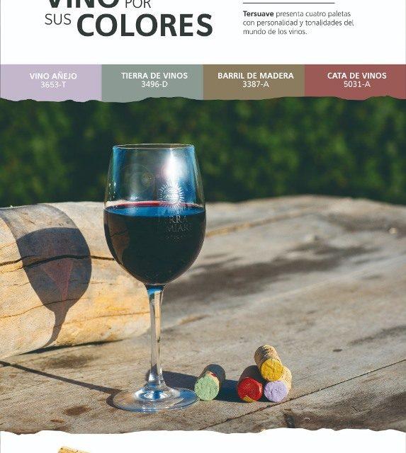 Tersuave y Bodega Terra Camiare unidos por el color