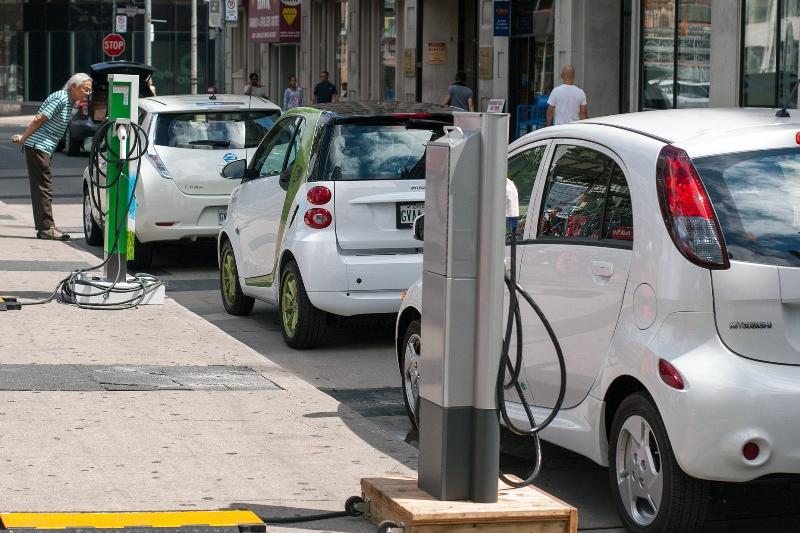 El avance del vehículo eléctrico