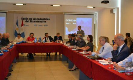 Presentaron el perfil productivo de Córdoba a embajadores europeos