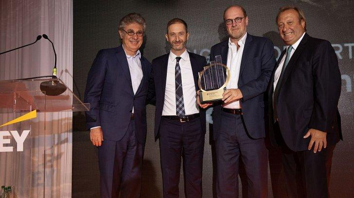 EY Argentina premió a los emprendedores más exitosos en el mundo de los negocios y en áreas sociales